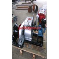 Cable pulling winch Manufactures