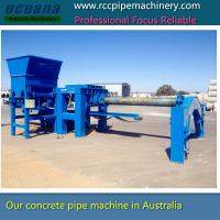 XG Series Concrete Pipe Making Machine,Good quality Manufactures