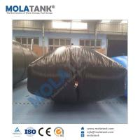 mola tank 5000L UV/ Heat Resistance Soft Flexible TPU Water Storage Tank Collapsable Fabric Fuel Tank Manufactures