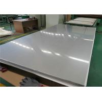22 Ga 1mm 304 Stainless Steel Sheet , Cold Rolled Stainless Steel Thin Sheets Manufactures