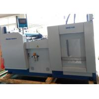 Pattern Roller Thermal Film Laminating Machine For Magazines / Paper / Book Manufactures