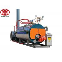 China factory price firetube type 0.5-20 ton/h natural gas diesel oil steam boiler for laundry room on sale