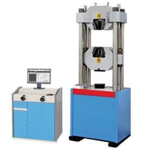 China 100 Ton Universal Testing Machine / Electro - Hydraulic Hydraulic Testing Machine on sale