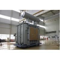 Submerged Arc Furnace Transformer , 110KV 55000KVA 3 Phase Transformer Manufactures
