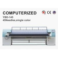 Quality 45 Needles Computerized Quilting Machines Multi Head For Quilting Jackets for sale