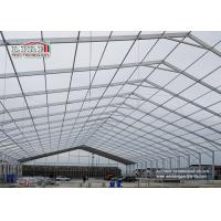 5000sqm Aluminum Outdoor Exhibition Tents For Outdoor Tradeshow Car Show Manufactures