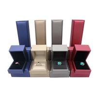 Durable Jewelry Packaging Boxes Custom Gift Packing Lightweight With Logo Printed Manufactures
