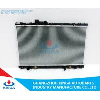 Custom Made Toyota Radiator for SXE10 OEM 16400-7A630 PA16 / AT Silver Manufactures