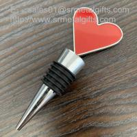 Kitchen and Bar Accessories Metal Wine Bottle Stopper Wholesale Manufactures