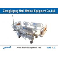 Electric Hospital Intensive Care Bed With Extensive Foot Section Manufactures