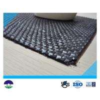 China ISO9001 PP Woven Geotextile Fabric , Geotextile Driveway Fabric With 874gsm Unit Mass wholesale