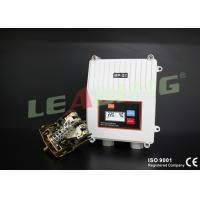 High Performance Pump Motor Starter Protector White Enclosure For Chemical Manufactures