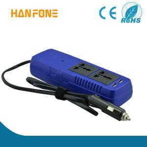 HOT SALE 150W CIGARETTE LIGHTER MINI POWER INVERTER USB DC TO AC Manufactures