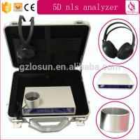 2015 Newest 3D NLS Health Analyzer Full Body Health Detector Manufactures