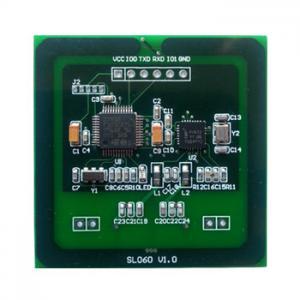 NFC Transponder RFID Reader Module IC Card NTAG203 13.56MHz 46 × 46 × 3 MM Manufactures