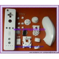 Wii Remote Controller & Nunchunk Full housing Shell Nintendo Wii repair parts Manufactures