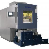Three Integrated Temperature Humidity Chamber KMVH-1000S-C5 Water Cooled Vibration Oven Manufactures
