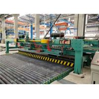 1200 N/Mm2 Steel Cut To Length Line Entirely Stop Start Multiblanking  Edge Trimming Manufactures