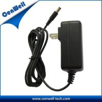 China cenwell wall mount us plug 12v 3a ac adapter ce fcc approval on sale