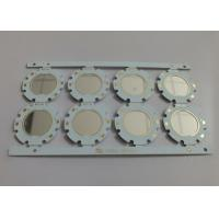 High Luminous Mirror Surface Aluminum PCB Board with ENIG Plating Manufactures