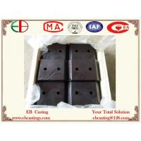 China Heat Steel Slide Castings Supplier with Investment Cast Process EB35012 Manufactures