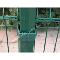 Welded Panel Fence - 04 Manufactures