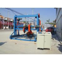 6meters Log Cutting Double Blades Angle Circular Saw sawmill Machines with electric inverter Manufactures