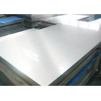 Anti Acid 904l Stainless Steel Plate , SS Steel Plate For Pressure Vessel Manufactures