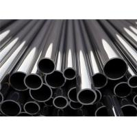 Round Stainless Steel Tubing 201 304 316L 321 Grade Heat - Resistant Manufactures
