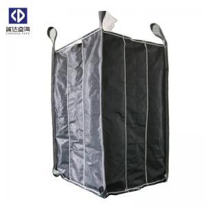 Security FIBC Bulk Bags 500KG 1000KG 1200KG For Carbon Black Additives Manufactures
