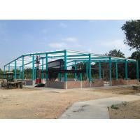 China Durable Warehouse Structure Design Metal Warehouse Buildingswith Nice Appreance on sale