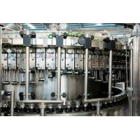 15KW Glass Bottle Water Beverage Carbonated Filling Machine Manufactures