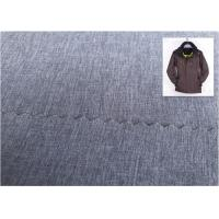 China Cold - Proof Water Repellent Outdoor Fabric , Water Resistant Fabric For Clothing on sale