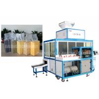 High Speed Wheat Vacuum Pouch Packing Machine 800 Bag One Hour Manufactures