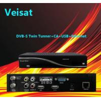 China HD Twin Tuner receiver 1000X pvr on sale