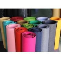 3mm Color Felt Fabric Wall Decoration Photography Background Water Absorption Manufactures