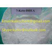 Anti - Aging and Strongest Fat Burning Steroids Male Enhancer Raw Source For Bodybuilding 7- Keto- DHEA CAS 566-19-8 Manufactures