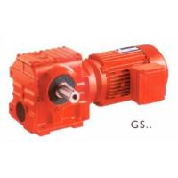GS Series Helical Geared Motor Manufactures