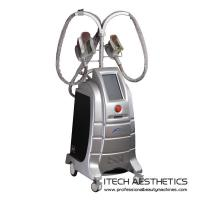 Vertical Cryolipolysis Slimming Machine 4 Handles For Body Shaping / Fat Removal Manufactures