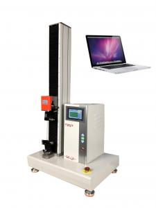 China Double Control Tensile Testing Machine Windows XP Operating System For Protective Film on sale