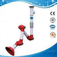 China SHP11-Lab Fume Extractor/Exhaust,PP/PVC,diameter 110mm flexible fume extraction arm fume  exhaust arm extension tube on sale