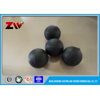 China Ball mill grinding process High Chrome cast iron balls wear-resistant on sale