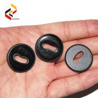 Waterproof washable RFID NFC clothes tag with S50 chip for asset tracking(professional manufacturer) Manufactures