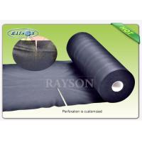 Ground Weed Control Fabric For Maintain The Temperature To Benefit Healthy Growth Weed Control Manufactures