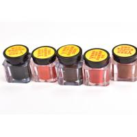 China Pure Plant Extracted Permanent Eyebrow Ink / Healthy Tattoo Ink on sale