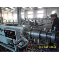 PVC Spiral Steel Wire Reinforced Pipe Plastic Pipe Extrusion Line Manufactures