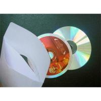 China Sell Paper CD sleeve,CD envelope on sale