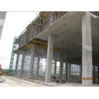 China Industrial  steel formwork for concrete slab , metal formwork  in construction on sale