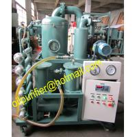 China ZYD Double Stage Vacuum Transformer Oil Filtering Machine, Power Transformer Oil Purifier Plant, filtration and purify on sale