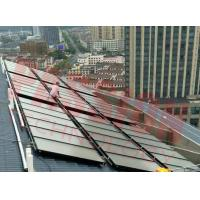 Home Flat Plate Solar Collector , Solar Panel Water Heater CE / ISO Manufactures